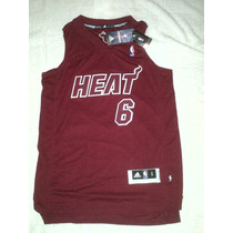 Camisetas De Basket Nba - Miami