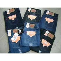 Levis 501 Pantalones Jeans 100% Mexicanos, Caballeros.