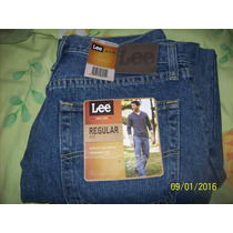 Pantalon(jeans) Lee Original 32x30, Regular Fit, Importado.