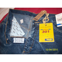 Pantalon(jeans) Wrangler 0riginal De Hombre, 303, Talla: 30