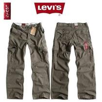 Pantalones Tipo Cargos De Caballeros 100% Originales