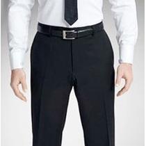 Pantalones De Vestir Para Caballero En Poliester Minimat
