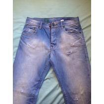 Pantalon Pull And Bear Original *