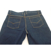Blue Jean Triple Costura Talla 34
