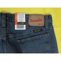 Blue Jean Vrangler Pantalón De Calidad Talla 38 En Oferta