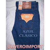 Pantalones Levis Corte 501