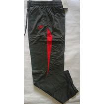 Pantalon Mono Deportivo Nike Caballeros Tela Gruesa Perchado