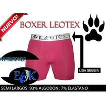 Nuevos Boxer Leotex (liga Gruesa) Al Mayor Y Al Detal