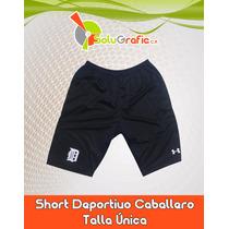Short Deportivos, Diseño Vinil Textil