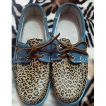 Zapatos Tipo Mocasín A La Moda Talla 40