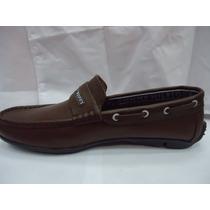 Zapatos Tommy Hilfiger De Vestir De Caballero Color Marron C