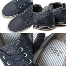 Zapatos Clarks Originales Edge