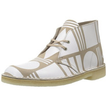 Zapatos Clarks X Patternity Desert Pattern Oferta!! 8 Uk