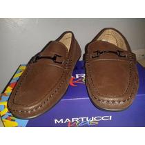 Zapatos Casuales Martucci Para Niños