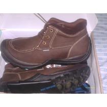 Zapato Bota Vestir Caballero Apolo Keen N-41