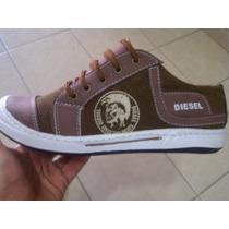 Zapatos Vans Diesel 2015 Caballeros Casual Corte Bajo Oferta