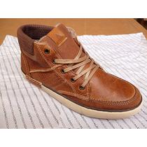 Zapato Aldo Tipo Botín Para Caballero (marrón)
