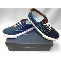 Zapatos Tommy Hilfiger Con Cuero Para Caballero