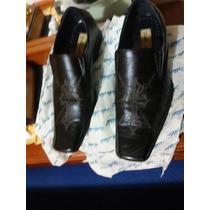 Zapato Vestir Negro Deli Aldo Negro 18557 Talla 8.5 Europeo