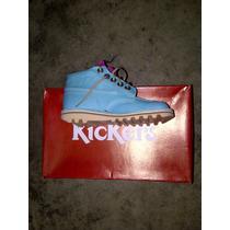 Zapatos Kickers Originales. Tipo Botin, Tallas 32-35