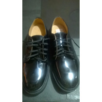 Zapatos Patentes Militares Talla 39
