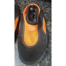 Zapatos Playeros Usados En Buen Estado Talla 38