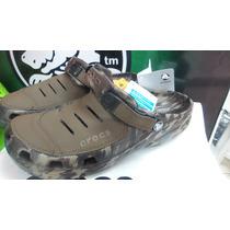 Crocs Yukon Camufladas