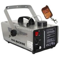 Poderosa Máquina De Humo 900w Control Remoto 4000 Cu.ffmin