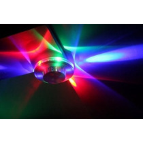 Mini Laser Rgb Audioritmico Sunflower Led Disco Y Fiestas