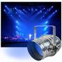 Par 64 De Led Silver Sistema Dmx 512 Digital - Audiotech
