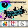 Impresión De Globos Personalizados - Rockenart