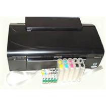 Impresora Workforce 30 + Sistema Continuo + Sublimacion