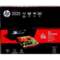 Multifuncional Hp 3525 3520 Wifi Tinta Continua Lista Tienda