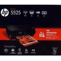 Multifuncional Hp Wifi Advantage 5525 Tinta Continua Tienda