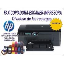 Impresora Multifuncional Hp Officejet 4500