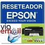 Reset Epson Desbloquear T21 T50 Tx130 L200 L355 L800 Nx127