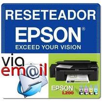 Reset Epson Desbloquear T21 T50 Tx130 L200 L800 Nx127 Tx235w