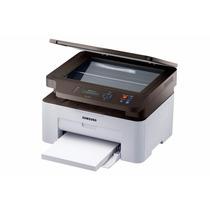 Impresora Multifuncional Laser Samsung M2070w - Toner Wifi