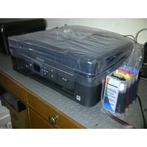 Impresora Epson Xp-310 Wifi Con Sistema Continuo Mercadopago