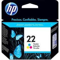 Cartucho Hp 22 Color 100% Original (factura Fiscal)
