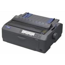 Impresora Matriz De Punto Epson Fx-890 Nueva Somos Tienda!!