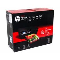 Multifuncional Hp 3525 Wifi Tinta Continua Lista Para Llevar
