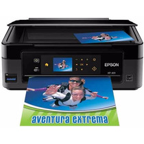 Mpresora Epson Xp411 Multifuncion Copia Escanea Wifi Eprint