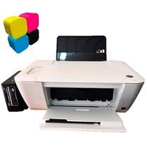 Impresora Hp 1515 Multifuncional + Tinta Continua Lujo Nueva