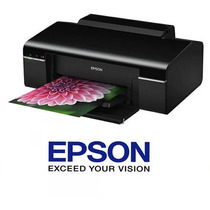 Impresoras Epson Stylus Photo T50 Hd New