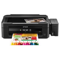 Impresora Epson L210 Sistema De Tinta Continuo
