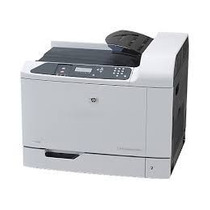 Impresora Hp Laserjet Color Cp6015dn Q3932a 40ppm Red Duplex