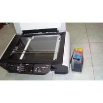 Sistema De Tinta Continua Para Impresora Canon Mp140