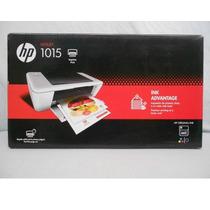 Impresora Hp Deskjet 1015. Producto Nuevo.
