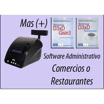 Combo Impresora Fiscal Hka 112 + Software Administrativo